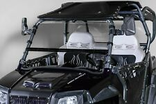 "Polaris RZR 570/800/900 Full Tilting UTV Windshield 3/16"" - Models 2014 & older"