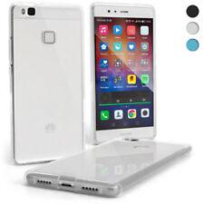 Fundas y carcasas transparentes Para Huawei P9 de plástico para teléfonos móviles y PDAs