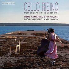 CELLO RISING USED - VERY GOOD CD