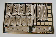 Ship Vessels Detail Update PE 1/700 355 rope ladder for general use