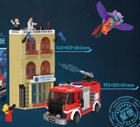 Xingbao Bausteine Gerechtigkeit Messen Modell Baukästen Spielzeug Militär 352PCS