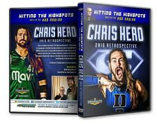 Hitting the Highspots with Chris Hero 2016 Retrospective DVD-R, PWG NXT ROH WWE