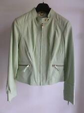 "New real leather jacket 40/IT size, Giacca in pelle ""Conbipel"" tg 40 NUOVA"