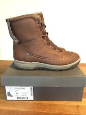 ECCO Women''s Trace Lite Ankle Boots Brown (Coca Brown 2482) Size UK8-8.5/EU42