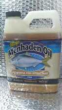 Mojo Menhaden Oil Powerful Fish Attractant 32oz
