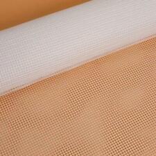 Blank Rug Hooking Mesh Canvas Latch Hook Rug Making Carpet Tapestry Diy Crafts