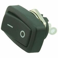 DPDT Rounded Rectangular Rocker Switch