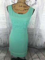 Max Studio Speciality Products Mint Green Summer Dress Wear Size Sz.L Large