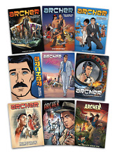 Archer: Complete Series - Seasons 1-9 (DVD Collection) Brand New