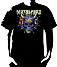 METALFEST MEGADETH KREATOR ORIGINAL MERCH strictly limited T-SHIRT XL +GIFT FLAG