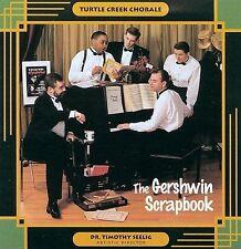 The Gershwin Scrapbook by Turtle Creek Chorale (CD, 1996, Turtle Creek Chorale)