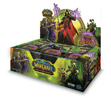 WOW WARCRAFT TCG : BETRAYAL OF THE GUARDIAN SEALED BOOSTER BOX 36 PACKS