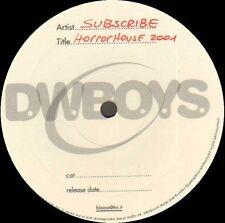 SUBSCRIBE - Horror House 2001 - DW BOYS