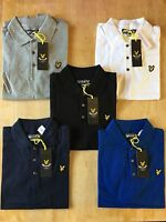 Lyle and Scott Short Sleeve Men's Polo - Small to XXL ! !