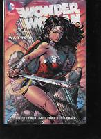 Wonder Woman Vol 7: War-Torn by Meredith & David Finch 2016 HC DC Comics OOP
