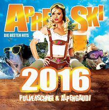 APRES SKI 2016  CD NEU
