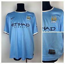 Manchester City 2012/13 Nike Jersey Shirt #9 A.Negredo Size 3XL