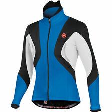Castelli Stelvio Winstopper Jacket brand new - 3XL - Blue