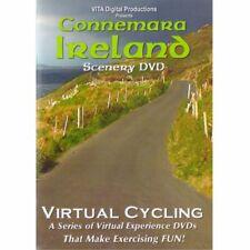 Connemara Ireland Virtual Cycling Scenery DVD Bike Jog Exercise Fitness
