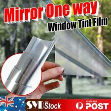 Home Tinting Window Film Privacy One Way Mirror Glass Tint Residential UV Block