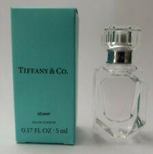 Tiffany & Co. Sheer EDT 0.17 oz. - 5 ml. Mini - Travel Size - Splash
