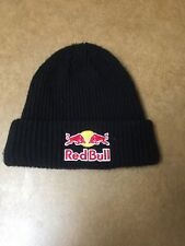 Red Bull Athlete Beanie Black