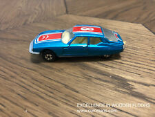 1971 Matchbox Superfast No 51 Citroen S.M. 1238927 England Mint condition