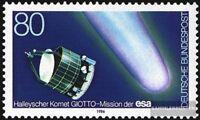 BRD (BR.Deutschland) 1273 (kompl.Ausgabe) postfrisch 1986 Giotto-Mission
