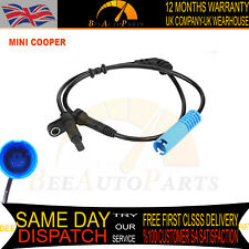 FRONT ABS SPEED SENSOR FITS BMW MINI COOPER S 1.6 ONE D 1.4 34526756384