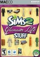 The Sims 2 Glamour Life Stuff Mac New in Box