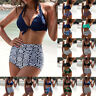 Femmes Taille Haute Bas de Bikini Monokinis Maillot de Bain Maillots de Bain