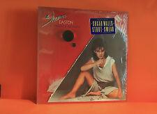 SHEENA EASTON - A PRIVATE HEAVEN - EMI 1984 - IN SHRINK - VINYL LP RECORD -S