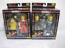 Lot 2 DragonBall Z Ultimate Evolution Saiyan figure Goku & Vegeta Unifive Japan