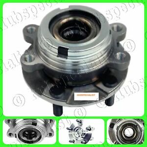 FRONT WHEEL HUB BEARING ASSEMBLY FOR 2014 INFINITI Q50 60 70 QX50 70(AWD ONLY)