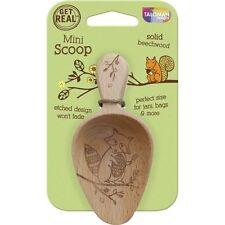 Talisman Designs Beechwood Mini Scoop - Woodland Design