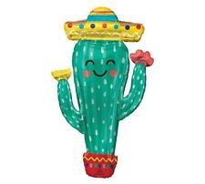 Fiesta Cactus Balloon Spanish Mexican Birthday Party Decoration Cinco de Mayo