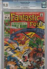 FANTASTIC FOUR # 89 CGC 9.0