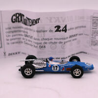 Atlas 1:43 Dinky Toys 1417 MATRA F1 DUNLOP Alloy car #17 Diecast Models