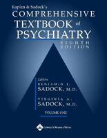 Kaplan And Sadock's Comprehensive Textbook Of Psychiatry by Benjamin J Sadock