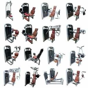 Technogym Selection Line 16 Pieces Strength Set - Commercial Gym Equipment