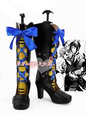 Black Butler Kuroshitsuji Book of the Atlantic Ciel boots shoes cosplay costume