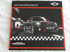 2012/2013 Mini John Cooper Works GP Folleto