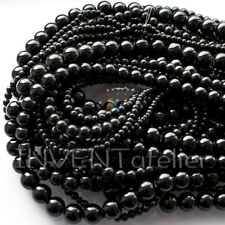 TOP QUALITY Glass Faux PEARL BEADS 3mm 4mm 6mm 8mm 10mm Various Colour
