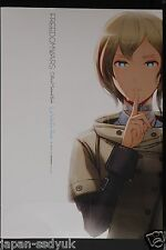 JAPAN Freedom Wars Official Material Book -La Vie En Rose-
