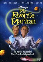 My Favorite Martian [New DVD]