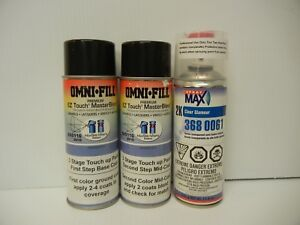 Touch Up Custom Spray Can Automotive Paint 800J  White Diamond Pearl for GM