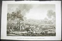Battaglia Di Wagram Guerra Di La Fifth Coalition Napoleone Bonaparte 1815