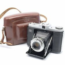 Zeiss Ikon Nettar 518/16 Folding Camera with Novar 75mm f/4.5 Lens