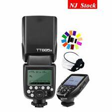New listing Godox Tt685N Camera Flash Speedlite Xpro-N Transmitter For Nikon D5300 D3200 D90