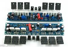 LJM Assembled Stereo L10 Dual-Channel Power Amplifier Board 200W+200W J163